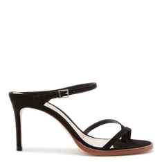 MULE Schutz HIGH FLIP-FLOP BLACK