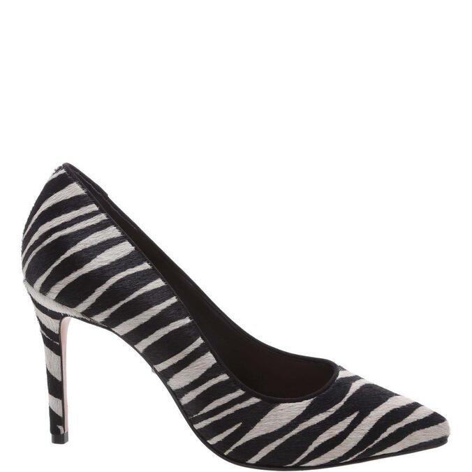 Scarpin Schutz Zebra Print