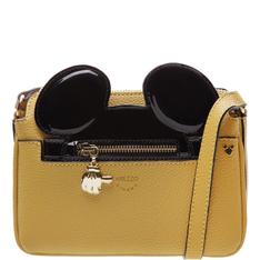 Disney Arezzo   Bolsa Tiracolo Pequena Mickey Solare e Preto