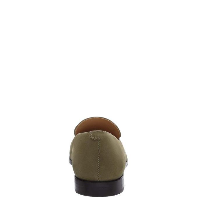 Loafer Schutz Nobuck Green