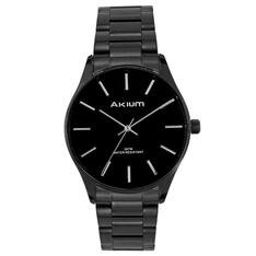 Relógio Akium Masculino Aço Preto - TMG7138 - GREY by Vivara