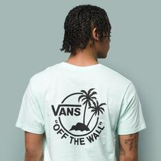 CAMISETA Vans MINI DUAL PALM III