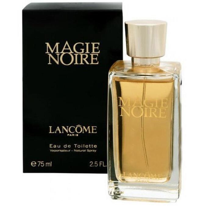 Perfume Magie Noire Da Lancome Eau De Toilette Feminino