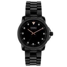 Relógio Vivara Feminino Aço Preto - DS14226R1B-2 by Vivara