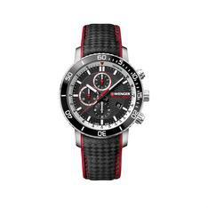 Relógio Masculino Wenger RoadSter Black Night Chrono