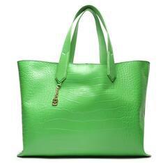 Shopping Schutz Bag Alexia Texture Green