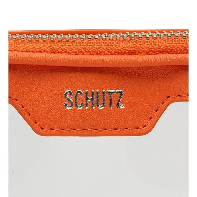 Nécessaire Schutz Milly Vinil Orange