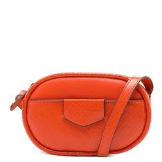 Crossbody Schutz Pocket Tangerine