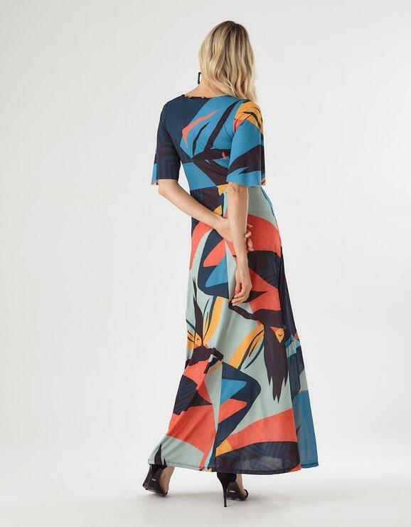Vestido Zinzane Ale Longo