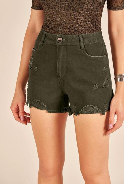 Short Jeans ACOSTAMENTO Bella Destroyed