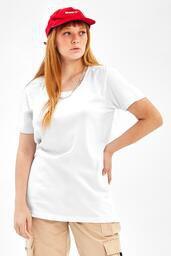 Camiseta Baw ta Essential Wide White