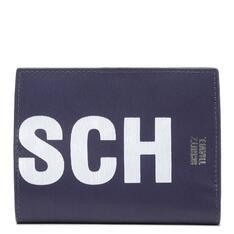 Porta Schutz Passaporte Schutz Air Couro Azul Navy