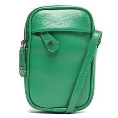 Mini Arezzo Bolsa Verde Tina Porta-Celular