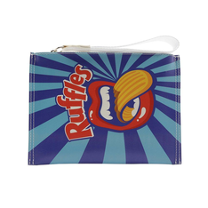 RUFFLES Fiever ® | Clutch Azul