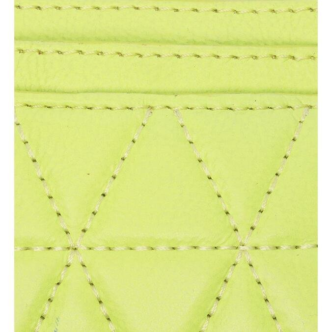 Porta Schutz Cartões 944 Triangle Neon