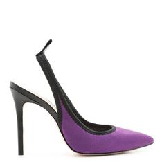 Scarpin Schutz Slingback Sporty Purple