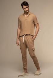Camisa Acostamento Manga Curta Comfort