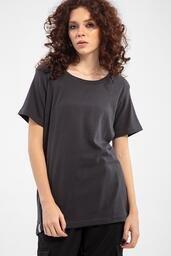 Camiseta Baw ta Essential Wide Black