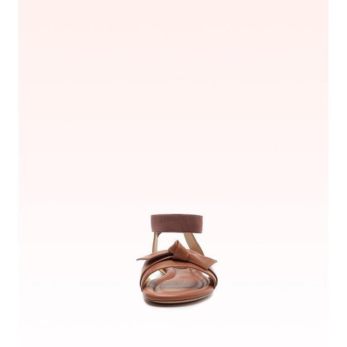 Clarita Birman Elastic Flat Italian Clay