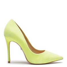 Scarpin Schutz Classic Neon Yellow