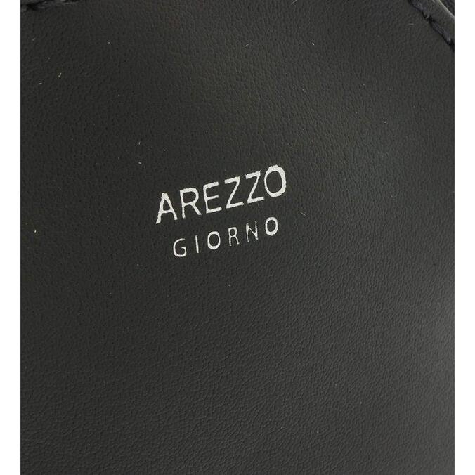 Bolsa Arezzo Tote Preta Beatriz Grande