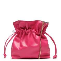 Crossbody Schutz Bucket Liv Pink/Flowers