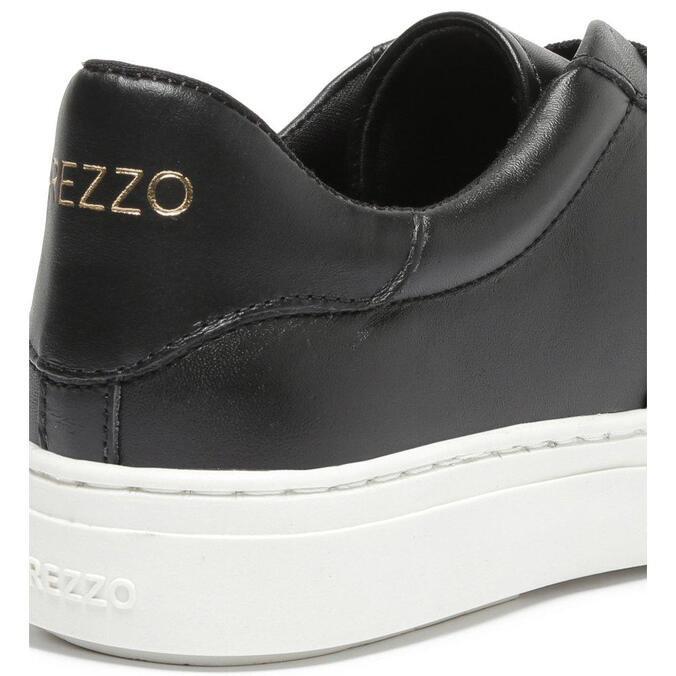 Tênis Arezzo ZZ Easy Slip On Elástico Preto