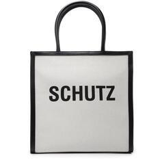 SHOPPING Schutz BAG SCOTT BLACK