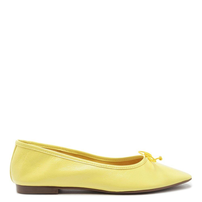 Sapatilha Schutz Classic Verniz Yellow