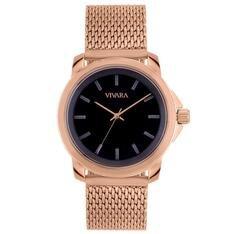 Relógio Vivara Feminino Aço Rosé - DS14163R0B-1 by Vivara