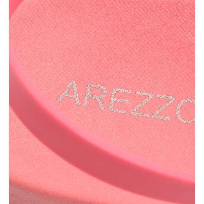 Rasteira Arezzo Rosa Esportiva Brizza