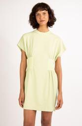 Vestido Le Molleton Duda Verde