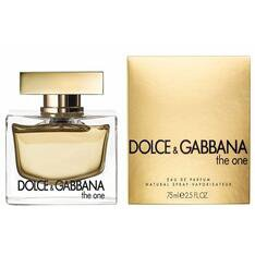 The One By Dolce Gabbana Eau De Parfum Feminino