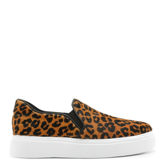 Tênis Schutz Slip On Furry Animal Print