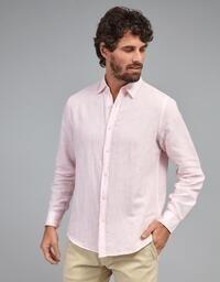 Camisa ZINZANE Linho Confort