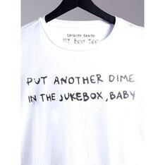 Camiseta Jukebox Branco Spirito Santo