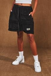 Shorts vintage Baw Cotelê Black
