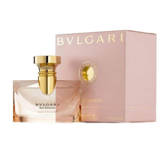 Perfume Bvlgari Rose Essentielle Eau De Parfum Feminino