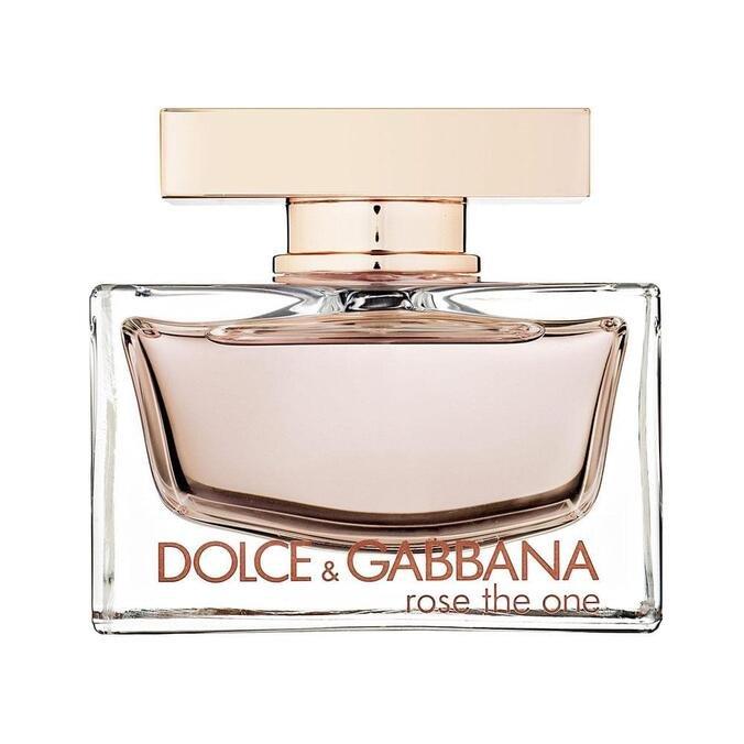 Perfume Rose The One By Dolce Gabbana Eau De Parfum Feminino