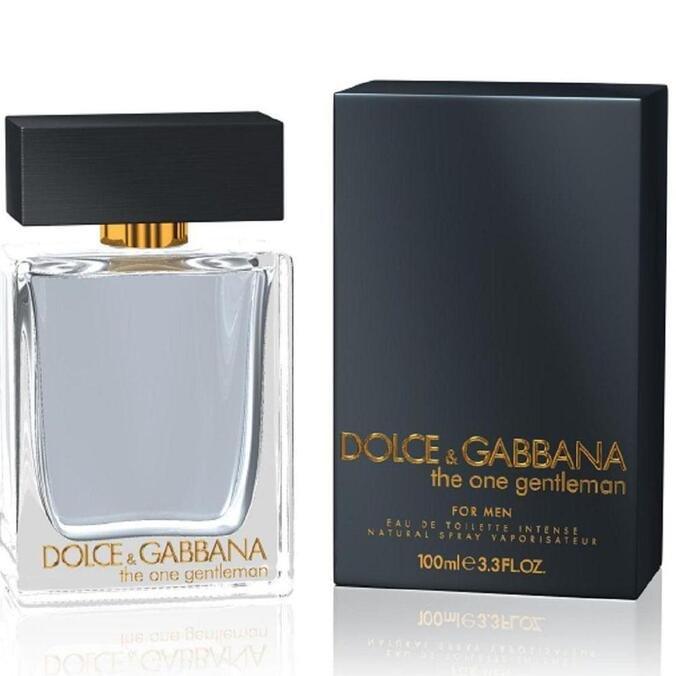 Perfume The One Gentleman By Dolce & Gabbana  Eau De Toilette Masculino