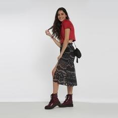 BLUSA Spezzato Teen MALU-CHERRY