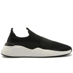 Tênis Preto Beat Slip On Neoprene Masculino