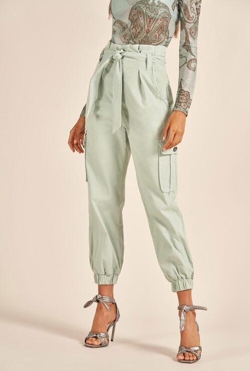 Calça Jeans ACOSTAMENTO Clochard Gigi