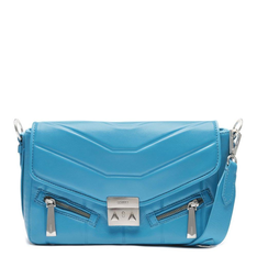 Shoulder Schutz Bag New Charlotte Bright Blue