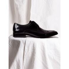 Sapato Work Shine Harvey Preto Spirito Santo