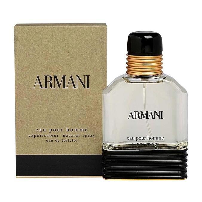 Perfume Armani Pour Homme De Giorgio Armani Eau De Toilette Masculino