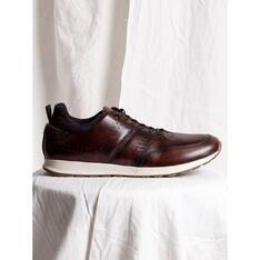 Tênis Leather Brown David Marrom Spirito Santo
