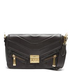 Shoulder Schutz Bag New Charlotte Cinza