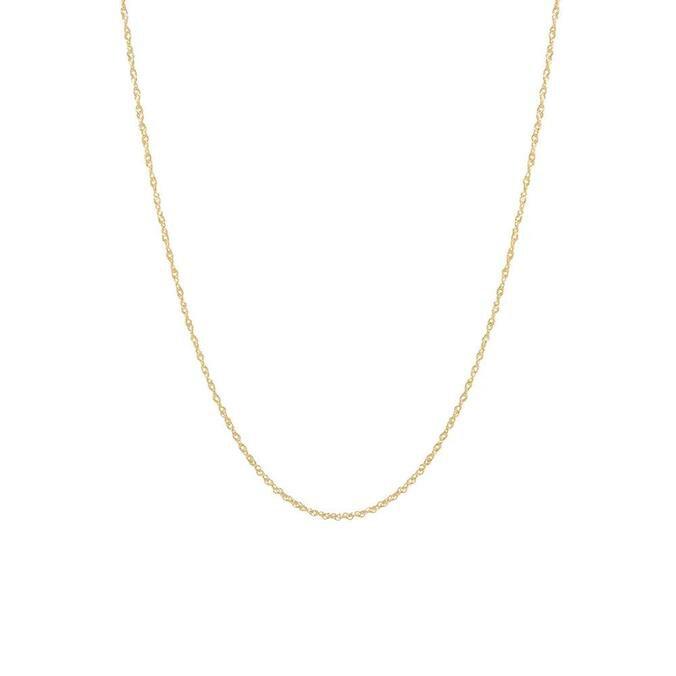 Corrente Singapura Ouro Amarelo 18K - 40cm - CL Joias