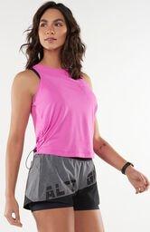 Regata Alto Giro Skin Fit Pocket Ajustável